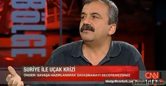 Sırrı Süreyya: Türkler de Kürtçe öğrensin!