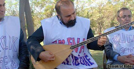 Şivan Perwer Diyarbakır'a yürüyecek!
