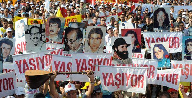 Sivas katliamı Anayasa Mahkemesi'ne taşındı