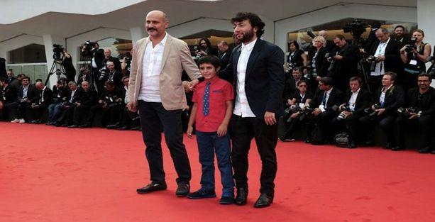 'Sivas'a Venedik Film Festivali'nde ilk ödül