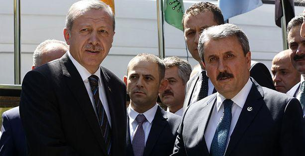 Siyasi partileri ziyaret eden Erdoğan, HDP'ye gitmeyecekmiş