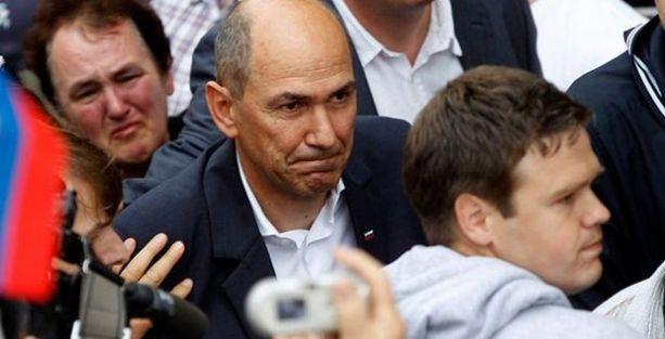 Slovenya eski başbakanı yolsuzluktan hapse girdi