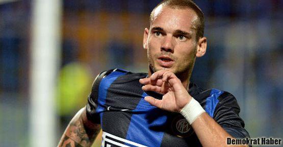 Sneijder'in karar için 24 saati var