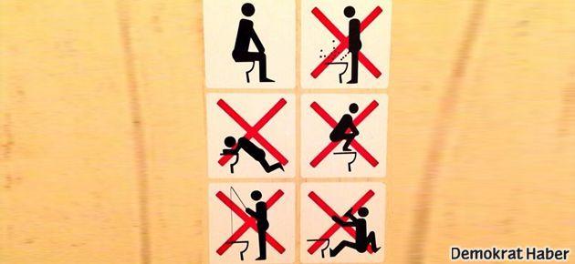 Soçi'den son durum: Tuvalette balık tutmayın