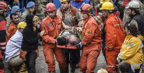 Soma'da katliamın olduğu gün de madende 'sözde' denetim varmış!