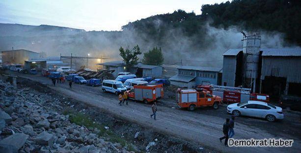 Soma'daki maden faciası dış basında
