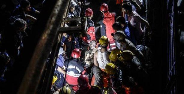 Soma'daki maden faciası soruşturmasında 18 kişi gözaltında