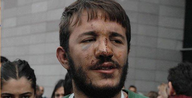Son tekmeyi atan polis, Ali İsmail'i dövdükten sonra Caner'i bagajda gezdirmiş!