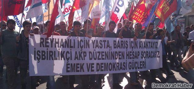 'Sorumluluk AKP'nin, dökülen kan halkındır'
