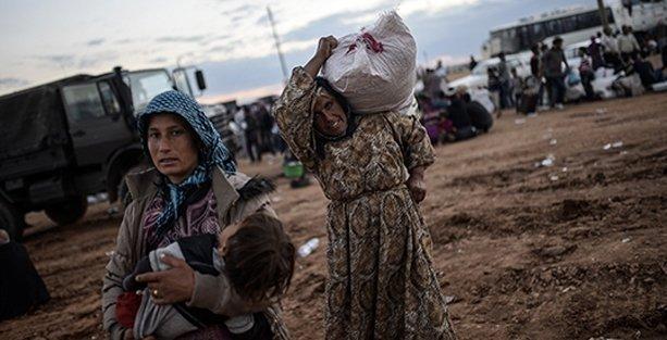 Sosyalist Enternasyonal'den Kobani için 'somut eylem' çağrısı
