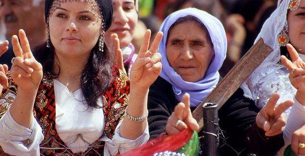 'Sözde Kürt halkı' için tazminat