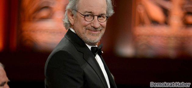 Spielberg Ermeni Soykırımı'na ilişkin de materyal topluyor