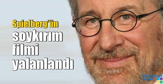Spielberg'ün soykırım filmi yalanlandı