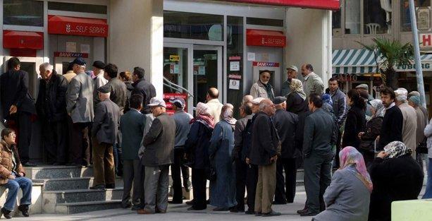 SSK ve Bağkur emeklisinin zam oranı belli oldu