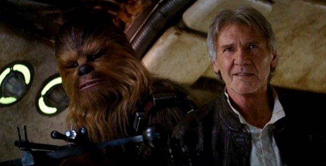 'Star Wars VII: Force Awakens'ın ikinci fragmanı yayınlandı