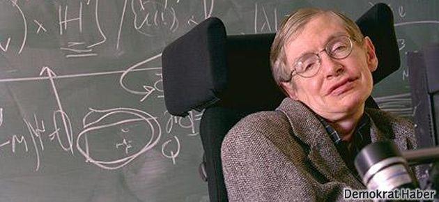 Hawking: Yeni bir gezegen bulunmak zorunda