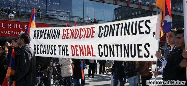 Stockholm'den Türkiye'ye: Soykırımı kabul et