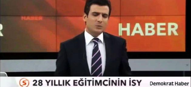 STV spikeri 'dershane' haberi sunarken bayıldı