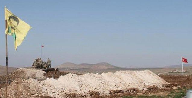 Süleyman Şah'ın yeni yeri Kürt güçlerinin kontrolünde
