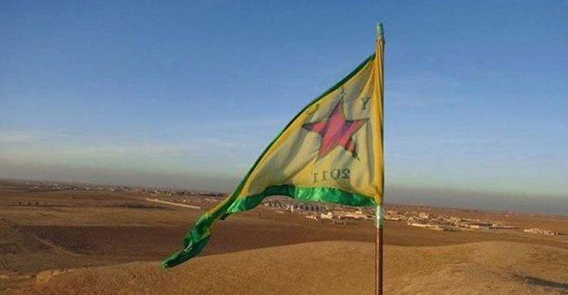 Süleyman Şah Türbesi'nin olduğu Karakozak IŞİD'den temizlenerek  YPG denetimine geçti