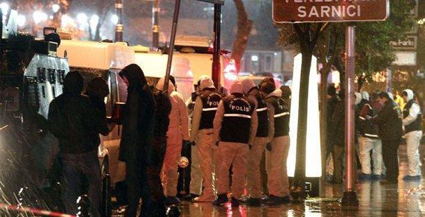 Sultanahmet'teki saldırıyı DHKP-C üstlendi