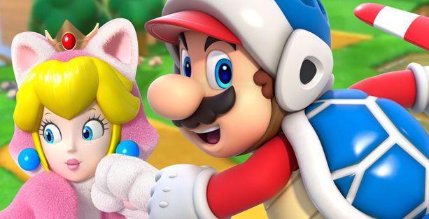 Süper Mario Oyunları, Eğlencenin ilk adresi