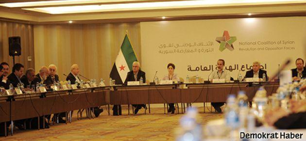Suriye Barış Konferansı'nın tarihi belli oldu