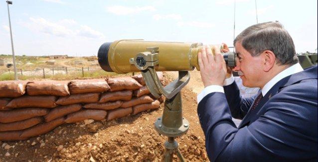 Suriye: Davutoğlu'nun Süleyman Şah ziyareti seçim propagandası
