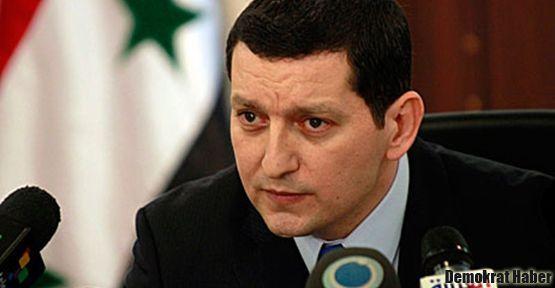 Suriye Dışişleri Sözcüsü: Bu bir kaza!
