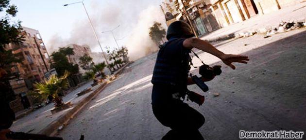 Suriye kara delik: 30 gazeteci kayıp