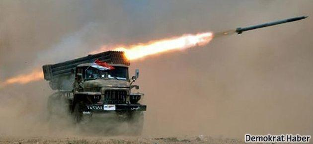 Suriye: Kimyasal silahlar Türkiye'de üretiliyor