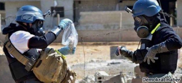 Suriye: Kimyasal silahları imha planı kabul edildi