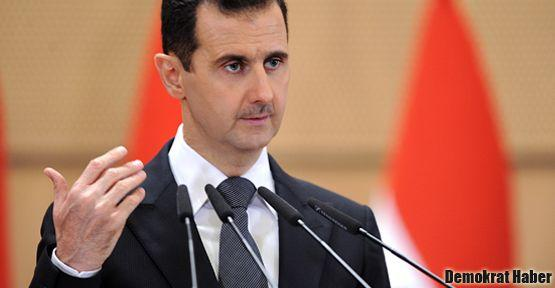 Suriye lideri: Halkımızın kaderi bu savaşa bağlı