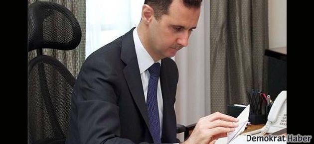 Suriye lideri Instagram'da hesap açtı