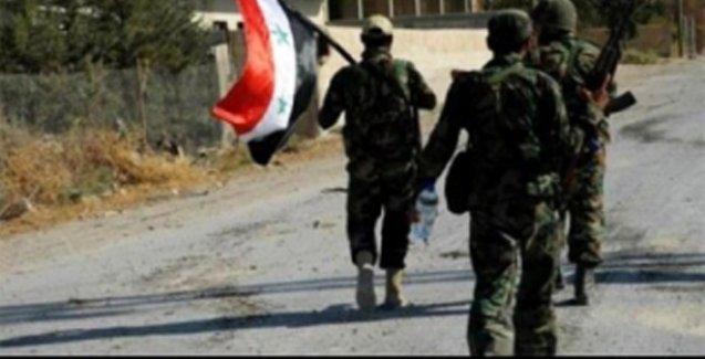 Suriye ordusu Deyr Maker bölgesinin tamamını kontrol altına aldı