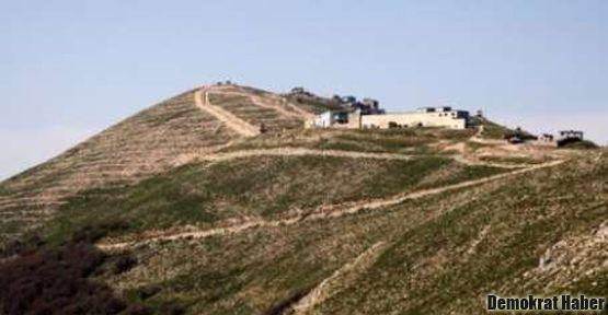 Suriye sınırına NATO üssü kuruluyor