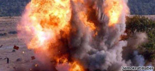 Suriye sınırında patlama: 6 ölü