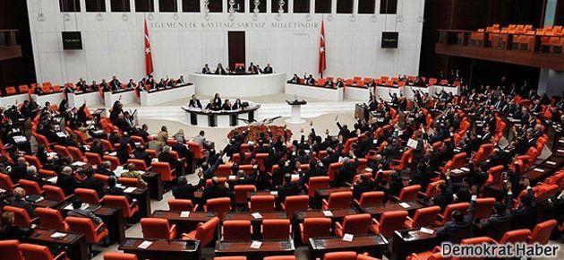 'Suriye tezkeresi' kabul edildi