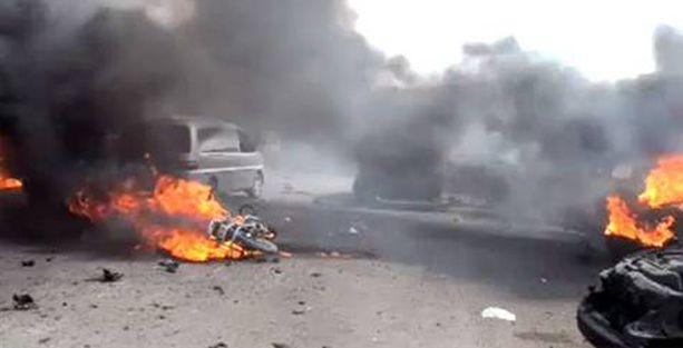 Suriye-Türkiye sınırında patlama: En az 43 ölü