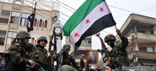 Suriye Ürdün sınırını kontrol altına aldı