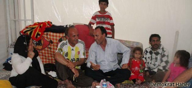 'Suriye'de Alevi olduğumuzu saklıyorduk'