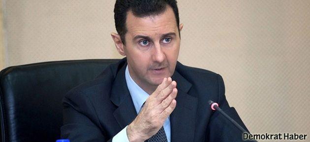 Suriye'de Esad genel af ilan etti