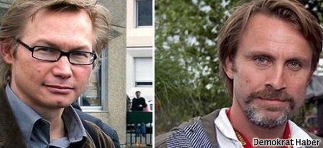 Suriye'de İsveçli iki gazeteci kaçırıldı