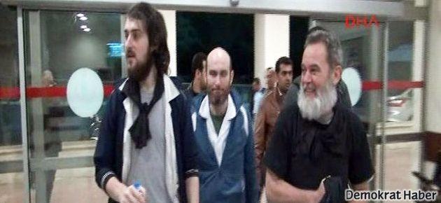 Suriye'de kaçırılan 4 Fransız gazeteci özgür