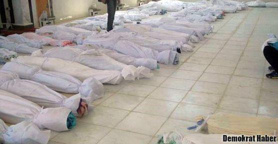 Suriye'de katliamlar çocukları hedef aldı