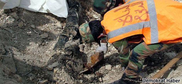 Suriye'de kimyasal katliam iddiası