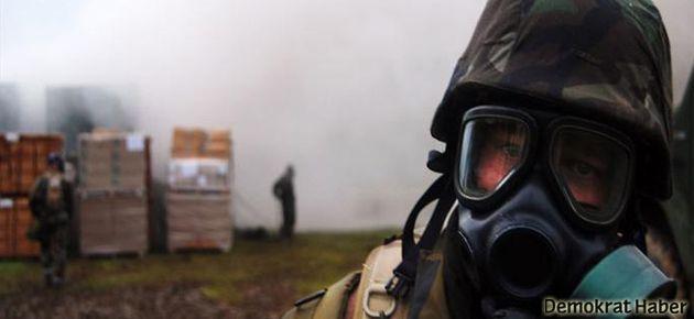 Suriye'de kimyasal silahların imhasına başlandı