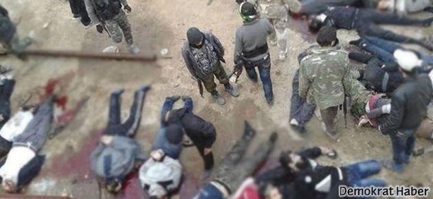 Suriye'de muhalif çatışması: 482 ölü!
