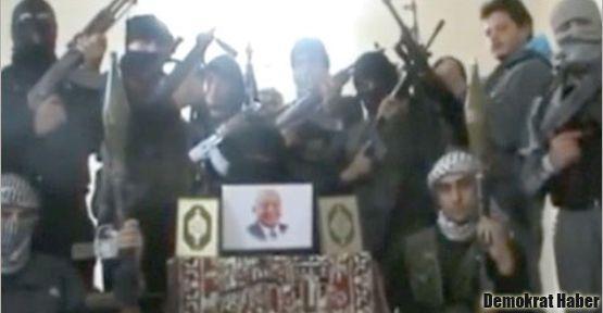 Suriye'de Necmettin Erbakan taburu kuruldu