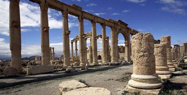 Suriye'de savaş binlerce yıllık bir tarihi de yok etti